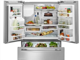 Jenn Air refrigerator repair tips